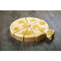 Amerikkalainen sitruunajuustokakku 4 kpl 1600g 12 palaa kypsä pakaste