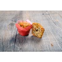 Suolainen Minimuffini tomaatti-basilika 42 kpl 26g kypsä pakaste