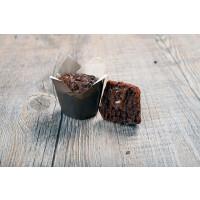 Minimuffinssi suklaa hasselpähkinä 42 kpl 26g kypsä pakaste