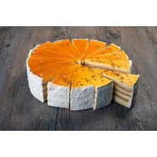 Mango Passion-kakku 4 kpl 1320g 14 palaa sulatettava