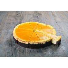 Amerikkalainen MangoPassion juustokakku 1600g  12 palaa kypsä pakaste