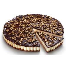 Luksus - suklaajuustokakku 4 kpl 1200g 12 palaa sulatettava