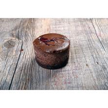 Amerikkalainen suklaakirsikka - minijuustokakku 12 kpl 85g sulatettava