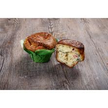 Suolainen Muffini feta pinaatti  24 kpl 120g sulatettava