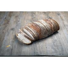 Levain leipä viipaloitu 10 kpl 1kg vegaaninen kypsä pakaste