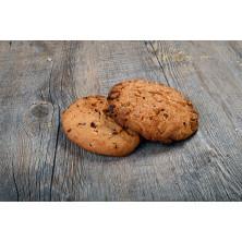 Cookie vadelma-valkosuklaa 96 kpl 80g paistovalmis pakaste