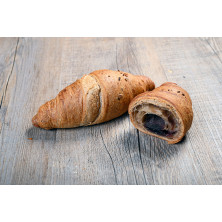 Croissant Vegan mustikka 48 kpl 100g vegaani paistovalmis