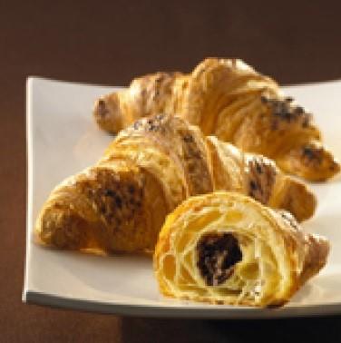 Suklaacroissant